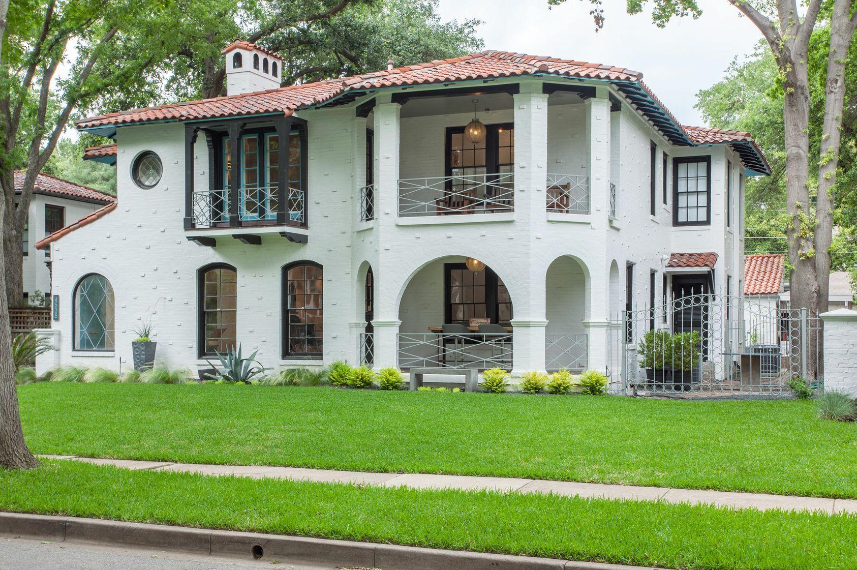 Hot Property: Reinterpreted Spanish Revival in Highland Park