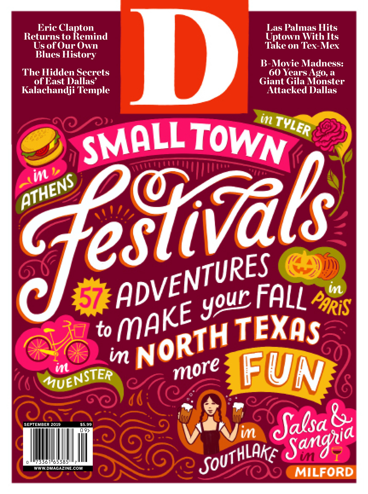 September 2019 cover