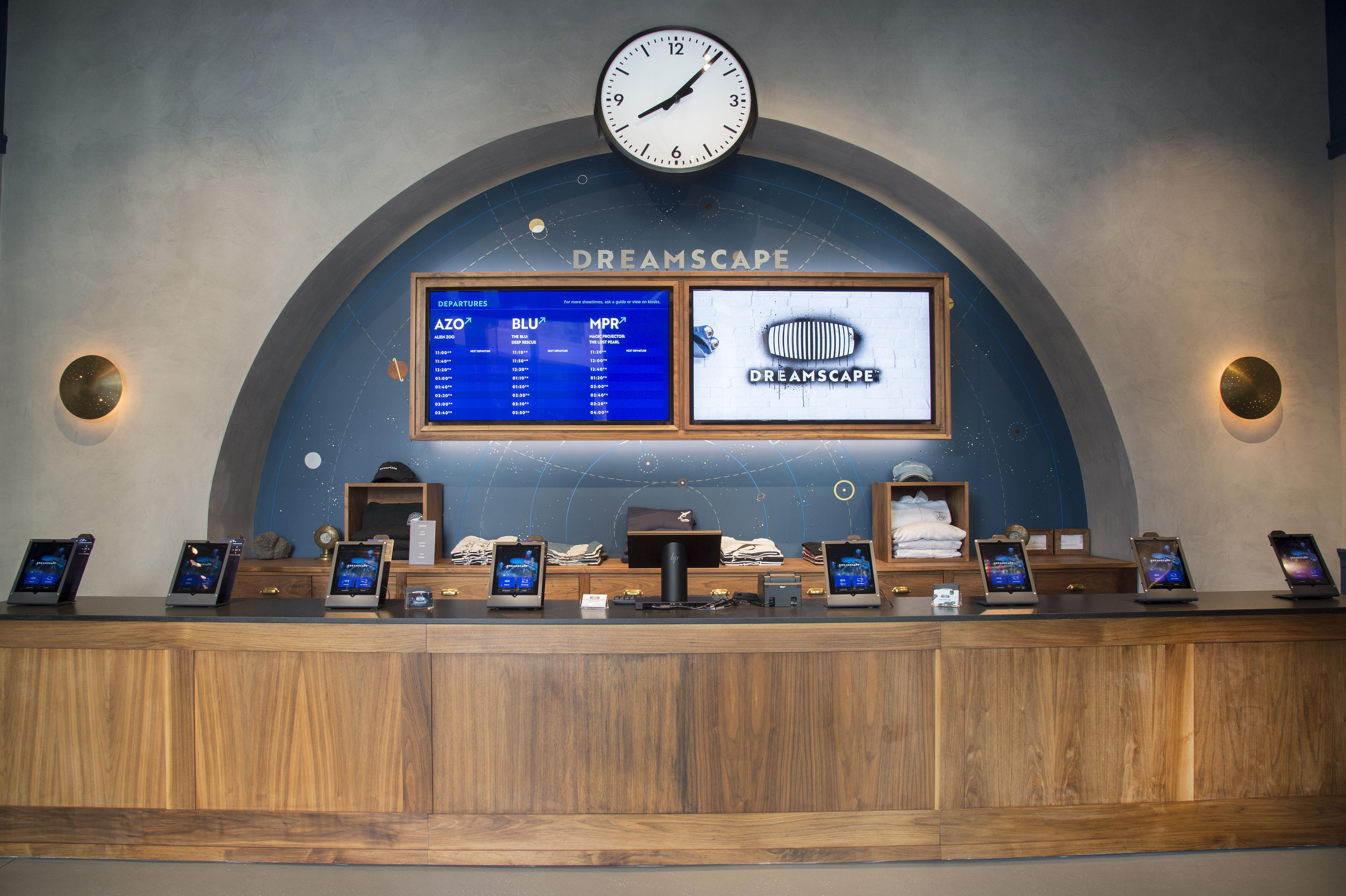 Dreamscape Brings VR Experiences to NorthPark Center - D