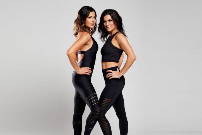 Rachel Pierce and Whitney Stern of Shine Hot Pilates