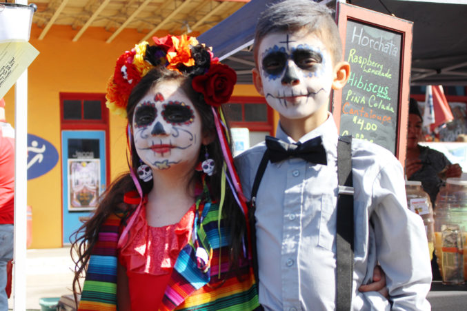 denton day of the dead festival