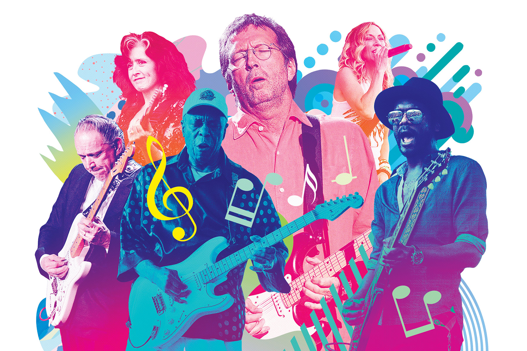 Eric Clapton and Dallas' Place in Blues History