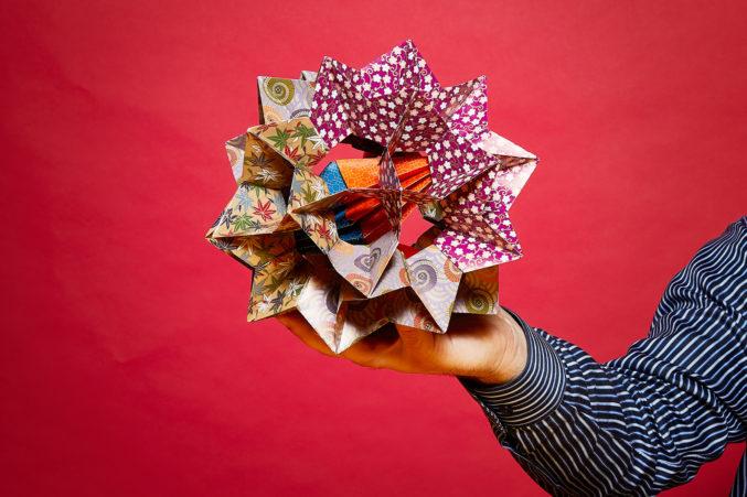 Complex Origami Structure
