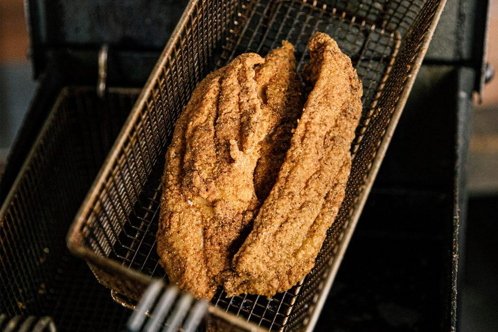 Brunchaholics Fried Catfish