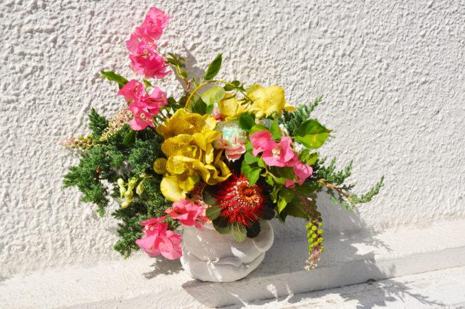 grange hall flowers