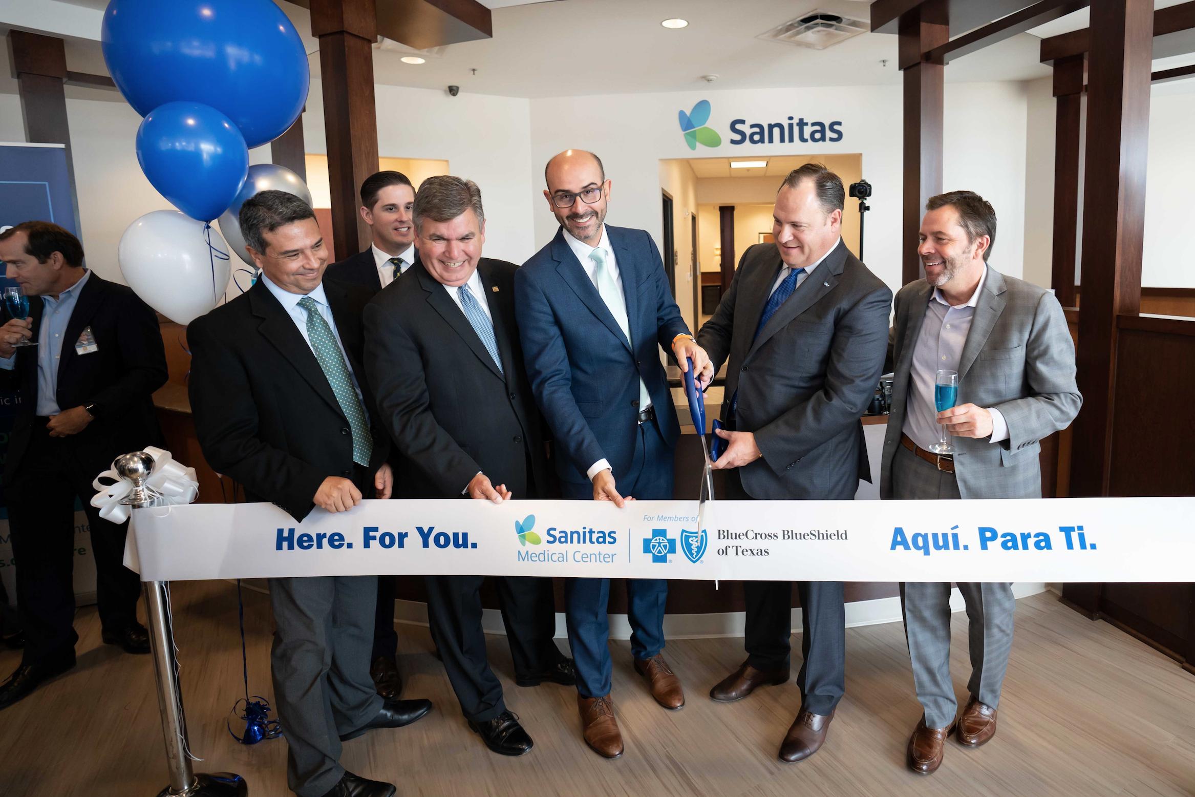 Sanitas opening