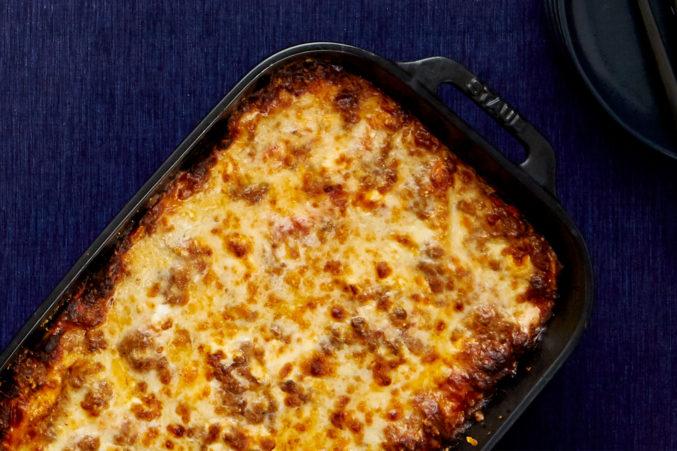 Carbone's Lasagna