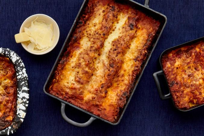 Holy Ravioli Lasagna