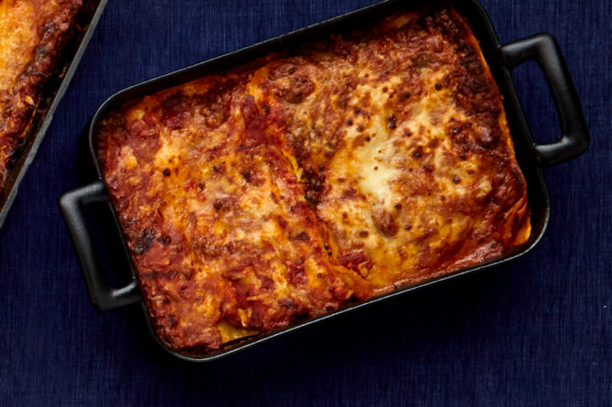 The Festive Kitchen Lasagna