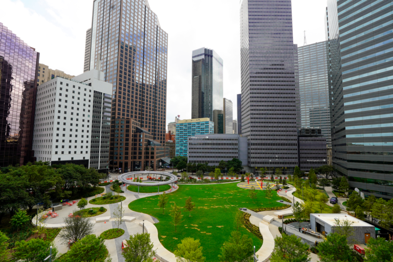 Here's How Replacing Parking Lots With Parks Will Transform Downtown Dallas - D Magazine