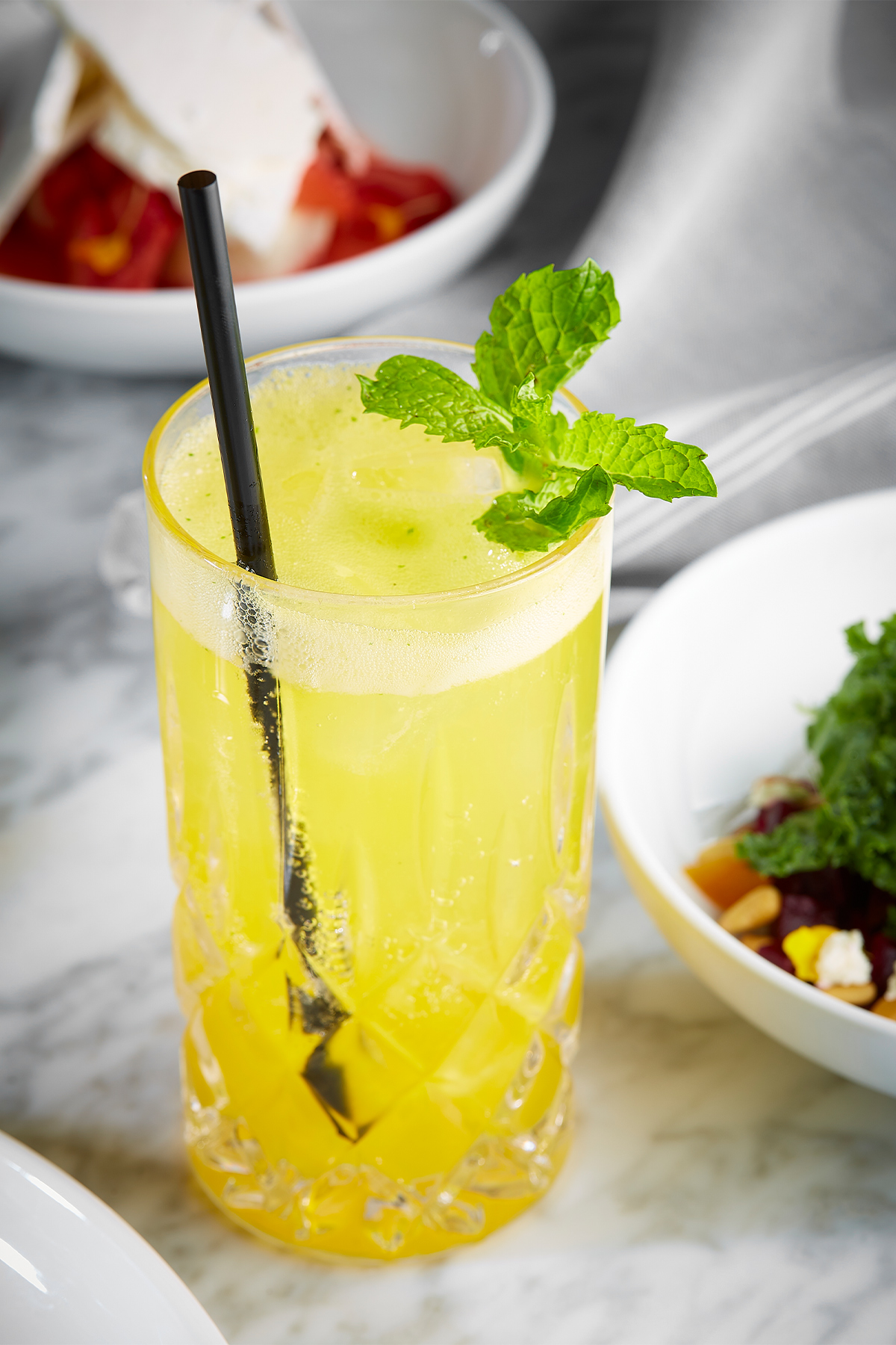 Paradiso Passion Fruit-Enhanced Soda