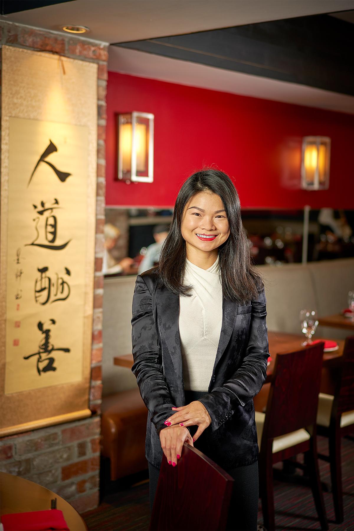 Jia Huang Portrait