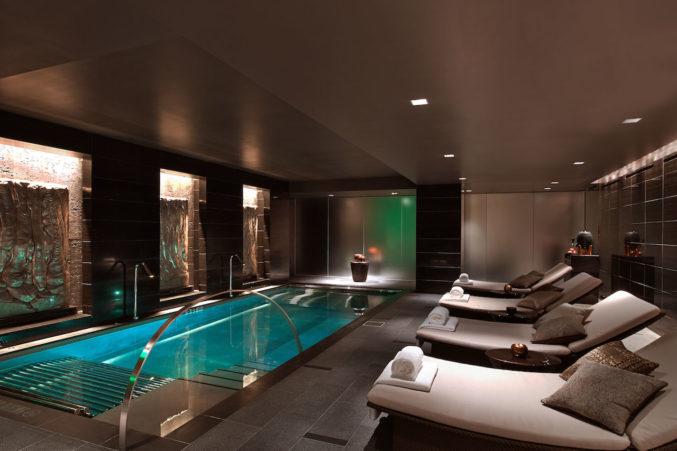 spa the joule pool