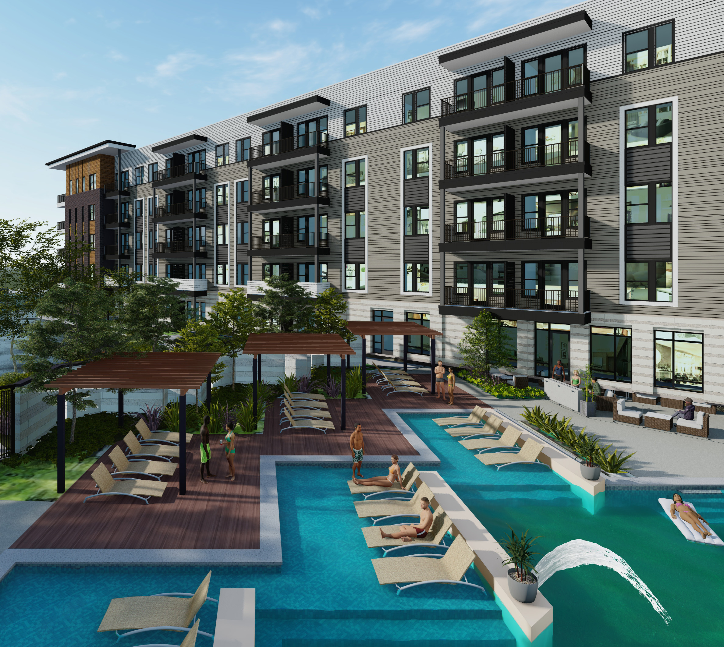 Valencia Apartments Uptown Dallas: New Development Adding 430 Apartments Near Uptown