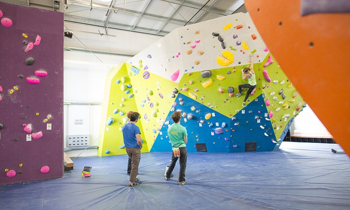 Rock Climbing Gym To Fill Former Candytopia, Treehouse Space - D Magazine