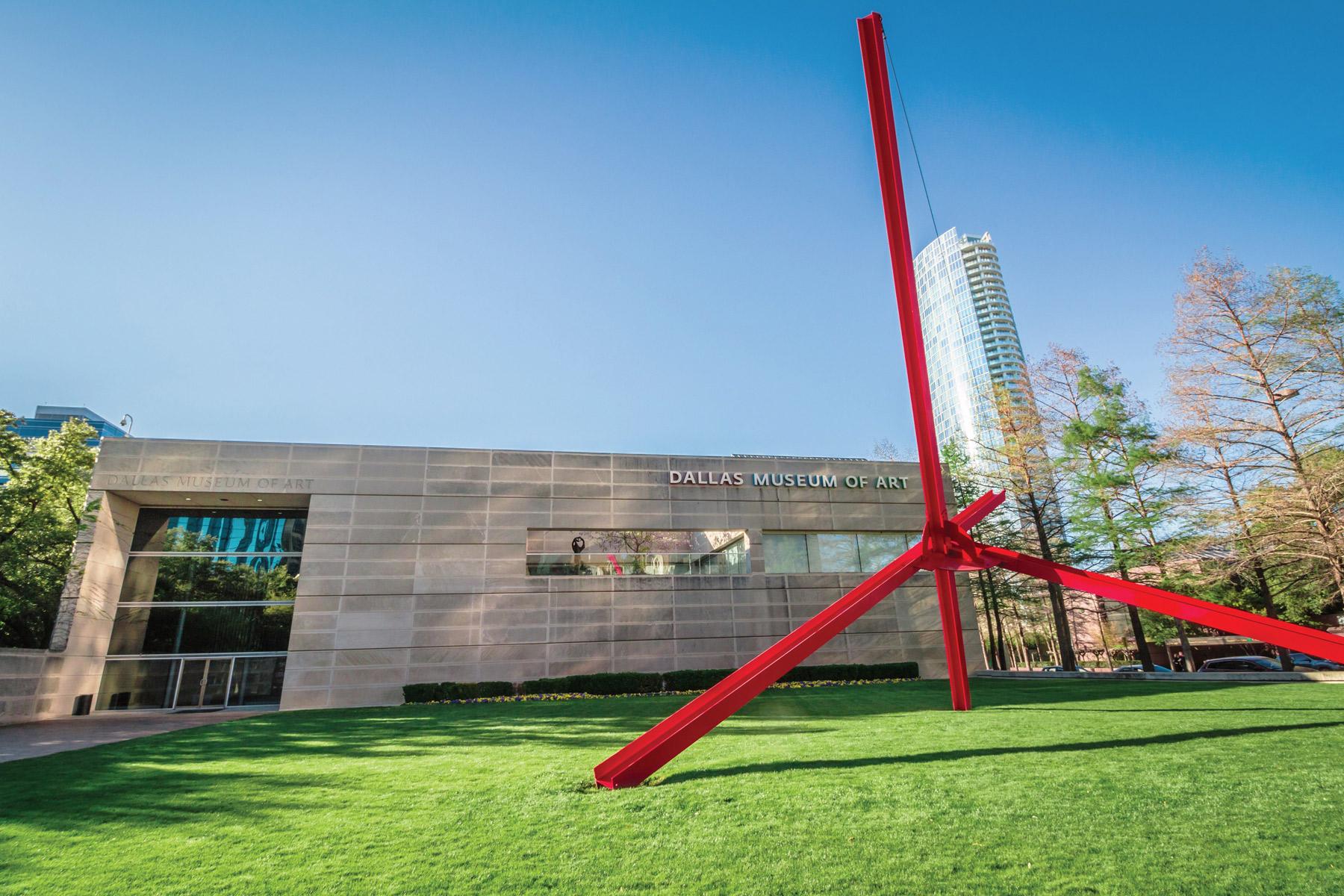 dallas museum of art exterior