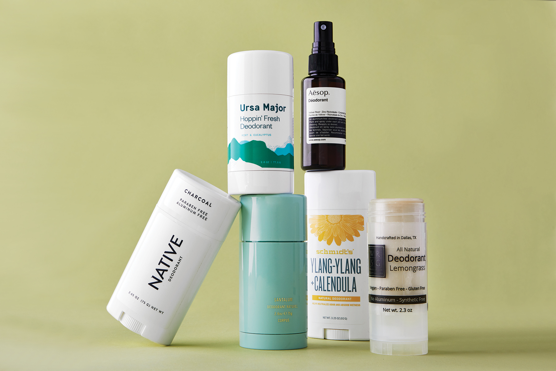 We Put Six Natural Deodorants to the Test   D Magazine