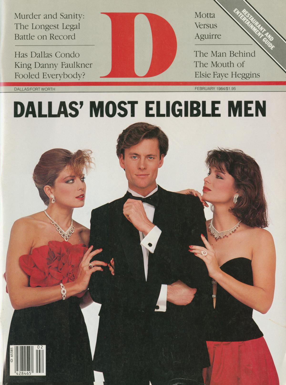 February 1984 cover