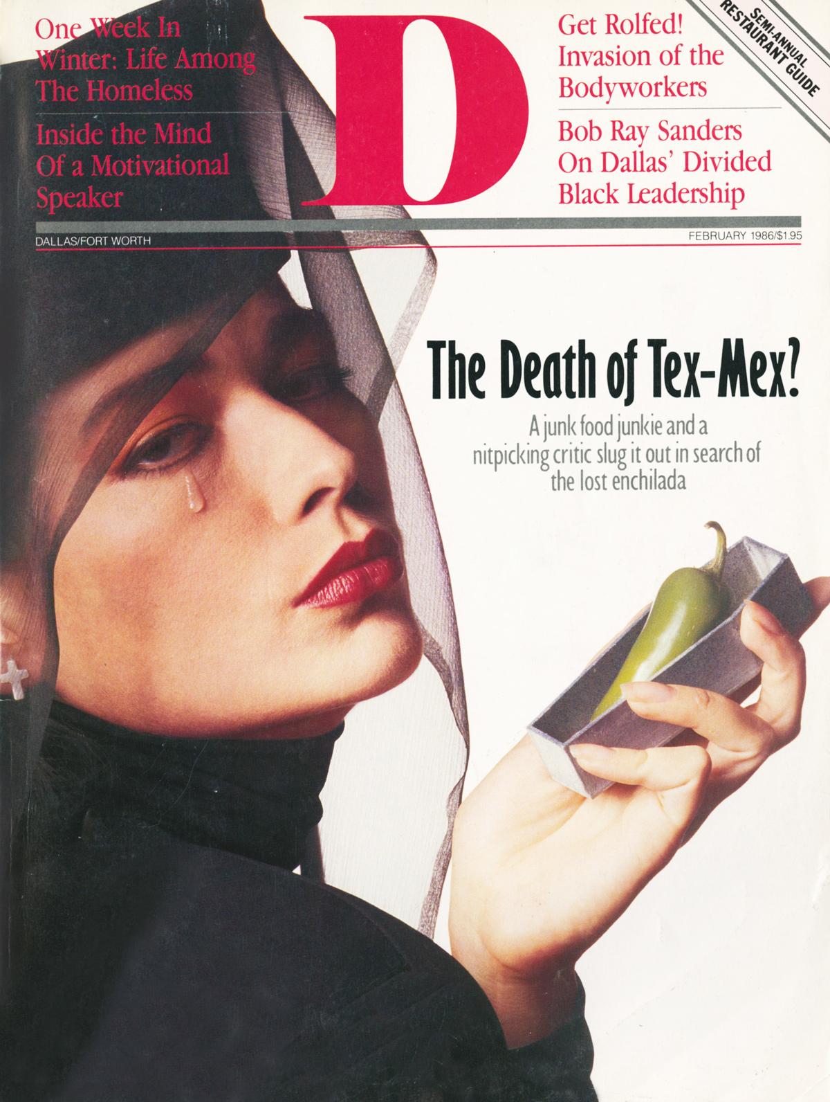 February 1986 cover
