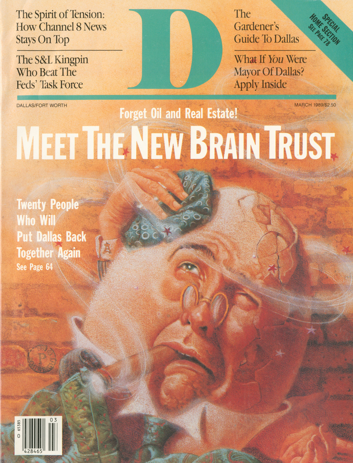 March 1989 cover