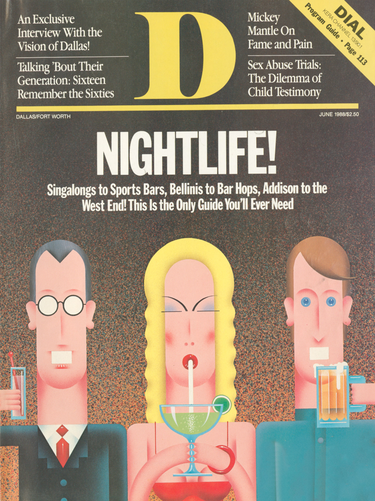 June 1988 cover