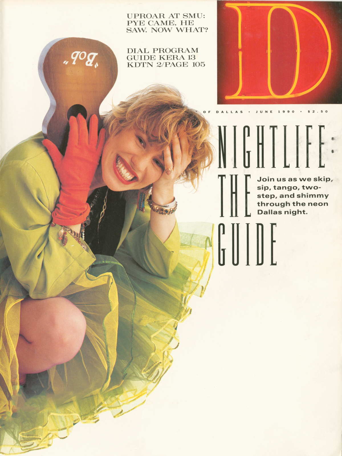 June 1990 cover