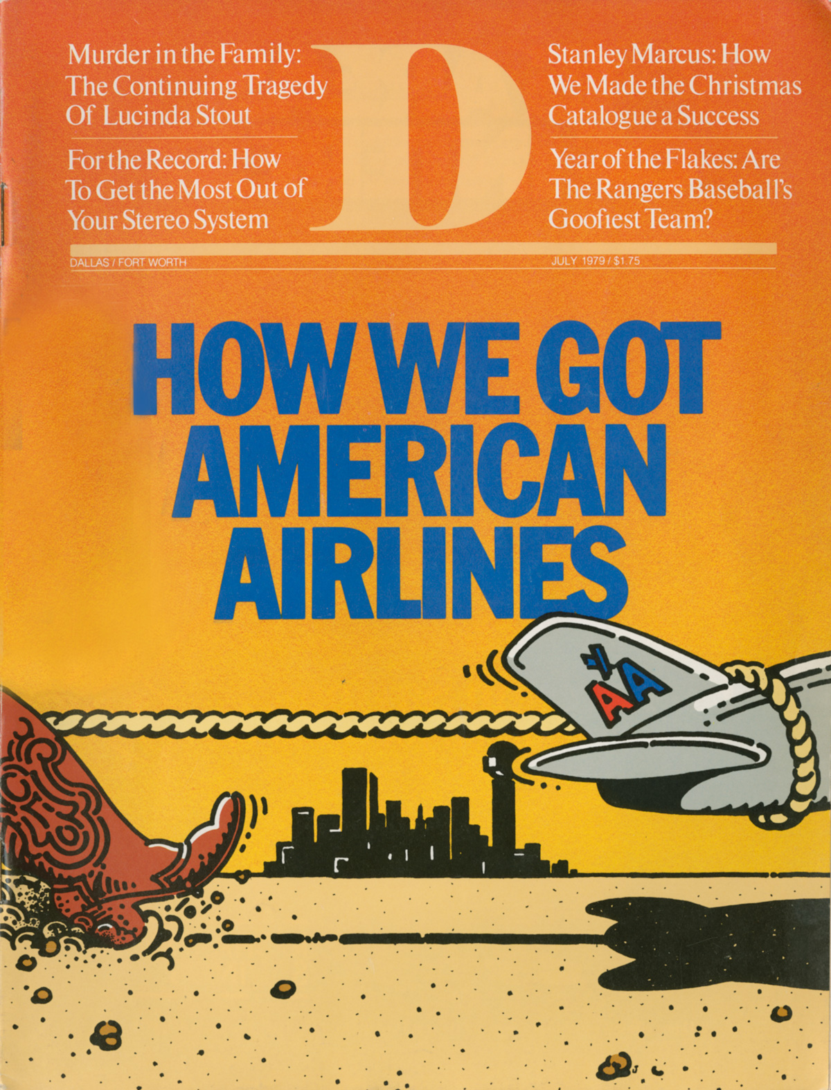 July 1979 cover
