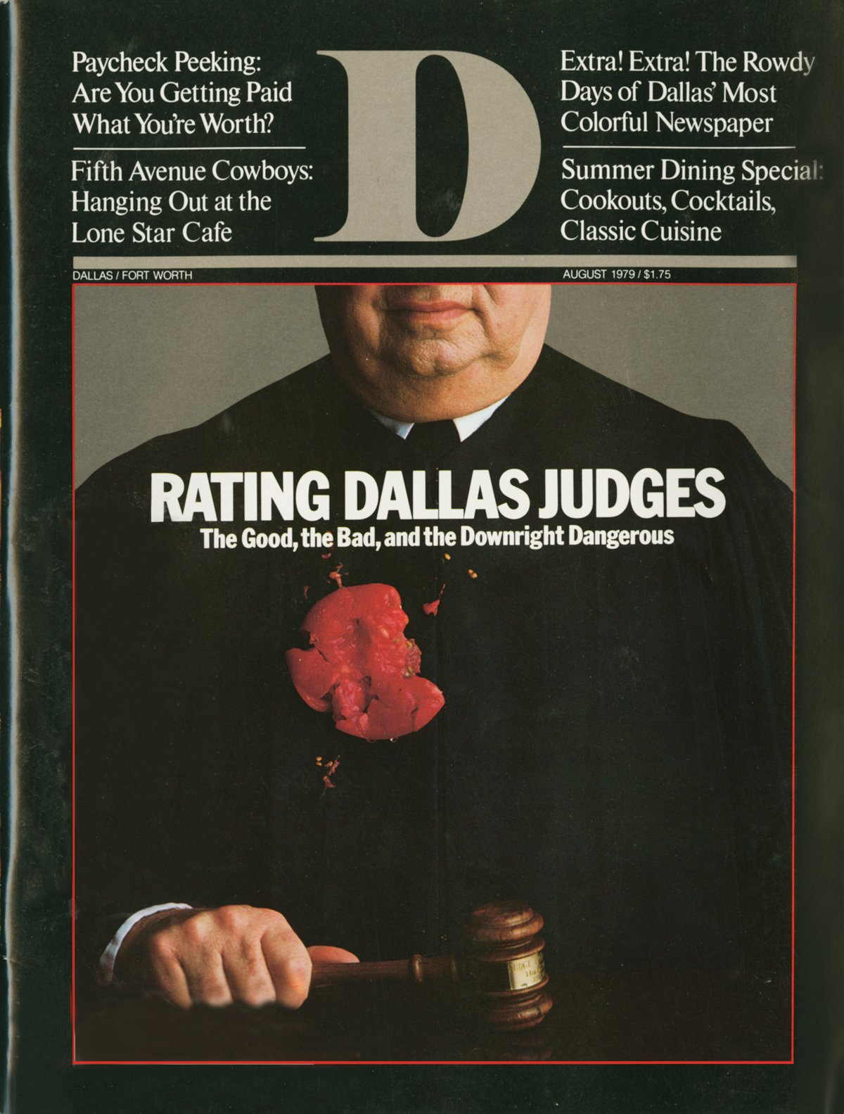 August 1979 cover