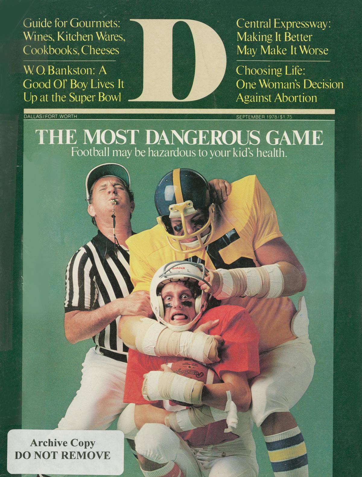September 1978 cover