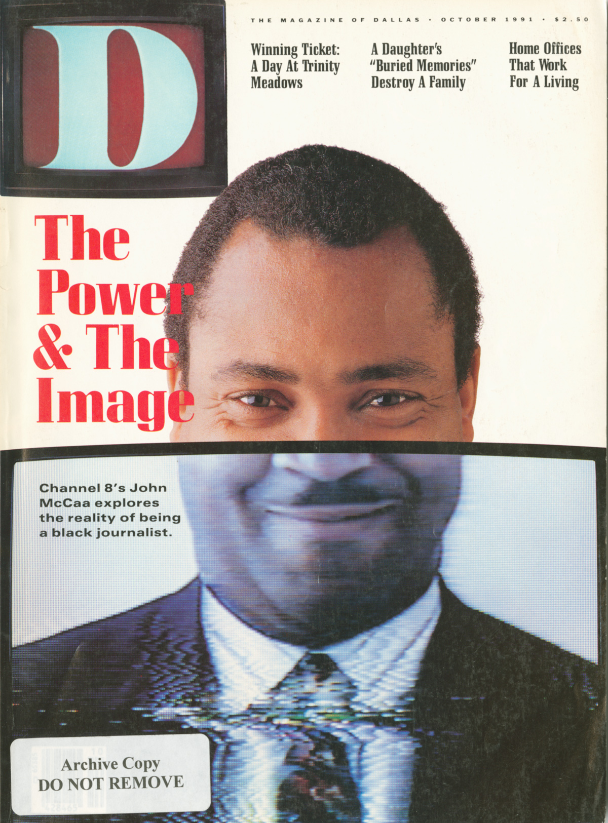 October 1991 cover