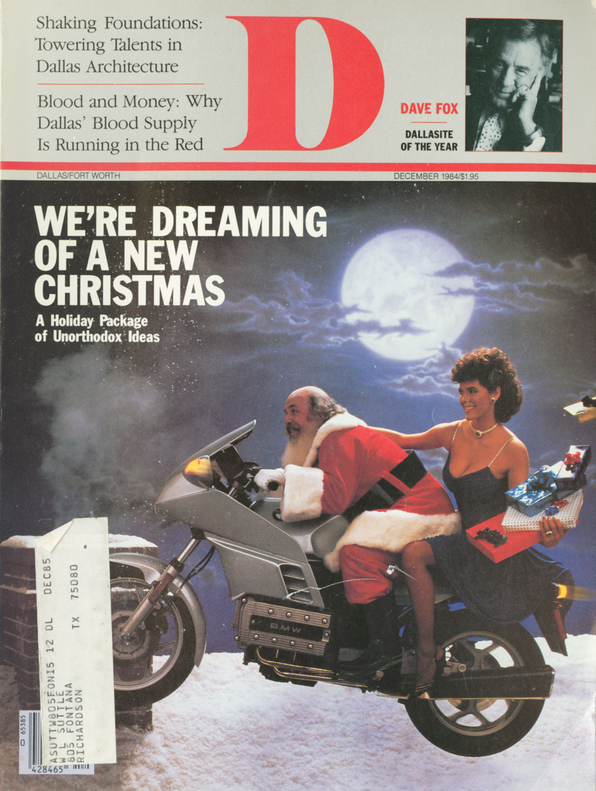 December 1984 cover