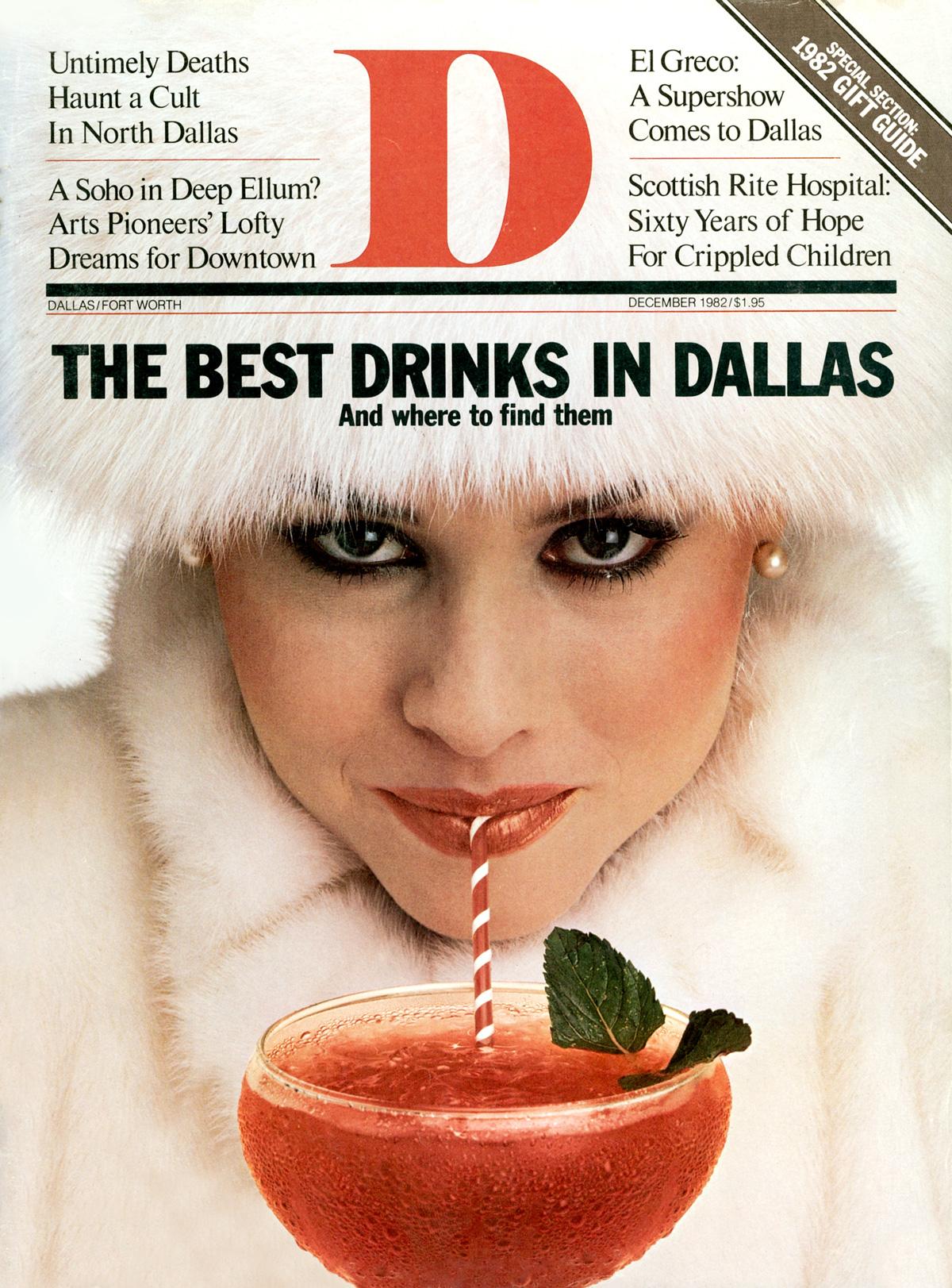December 1982 cover