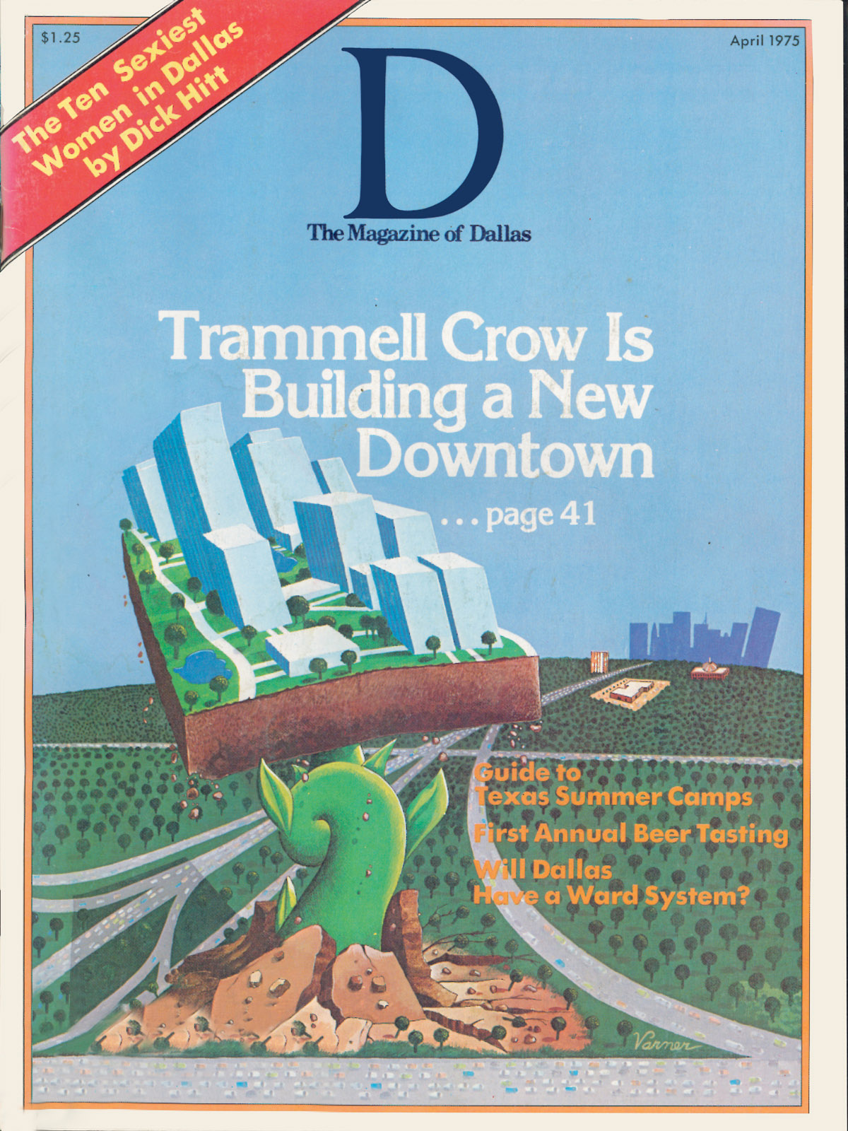 April 1975 cover