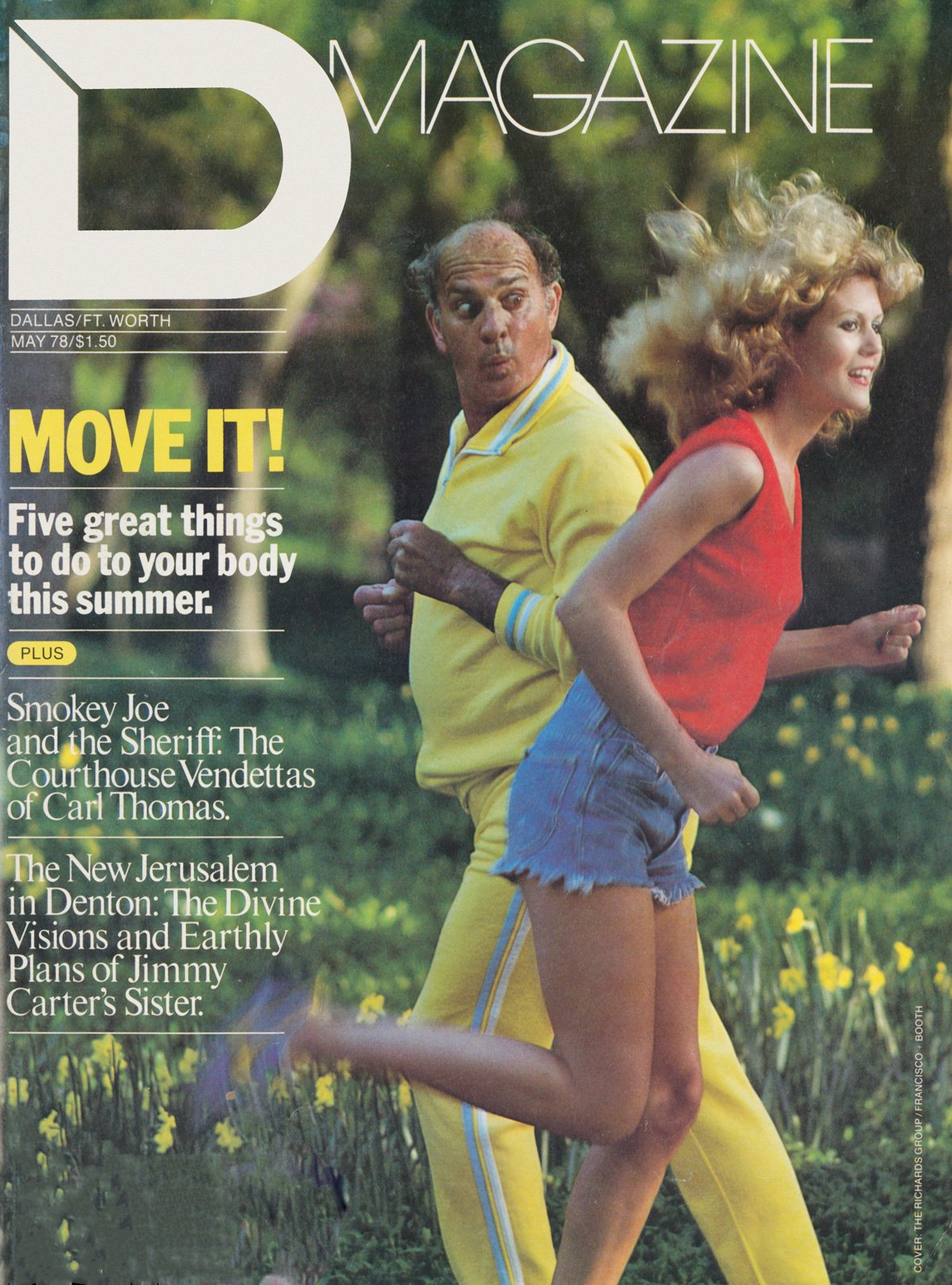 May 1978 cover