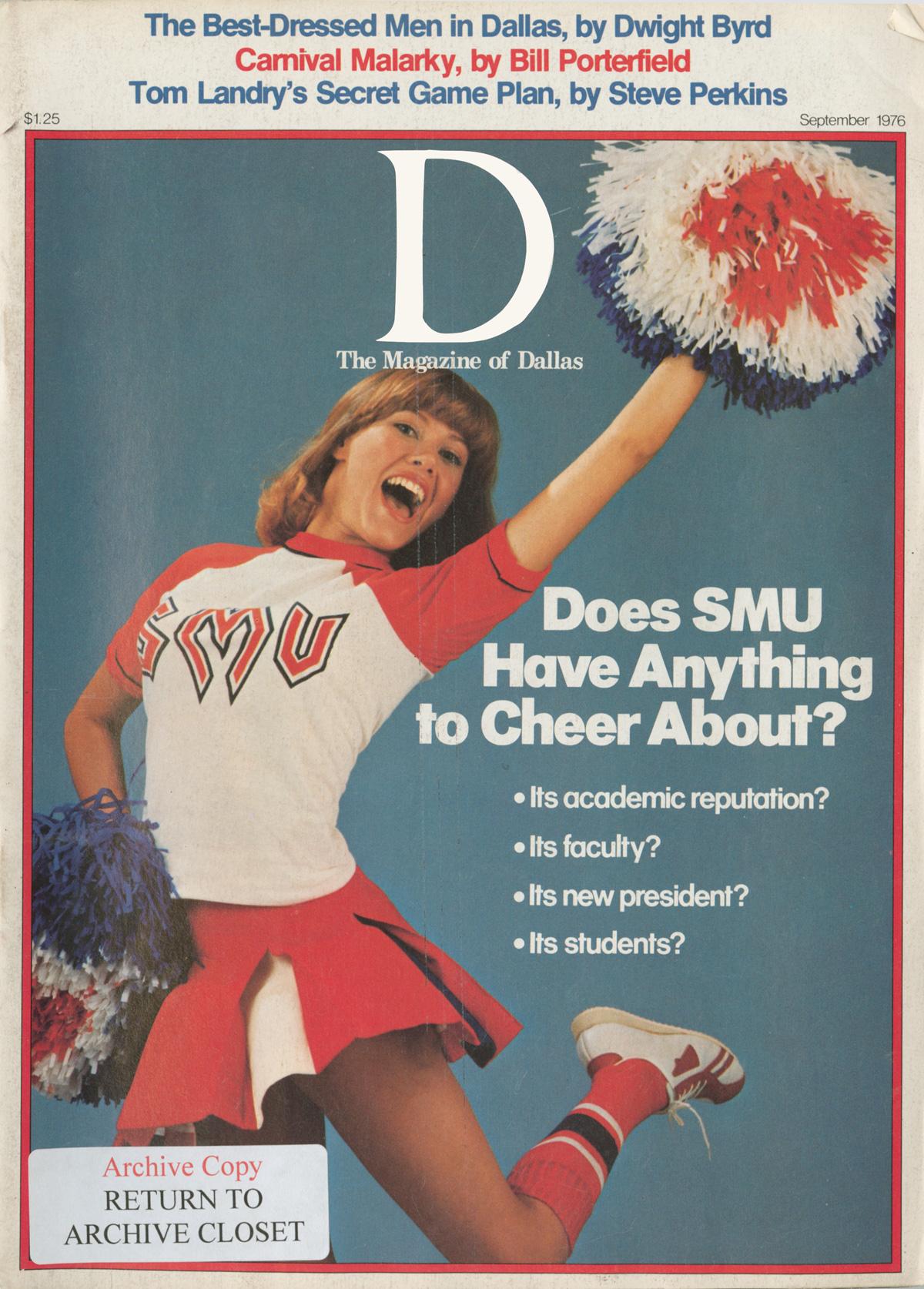 September 1976 cover