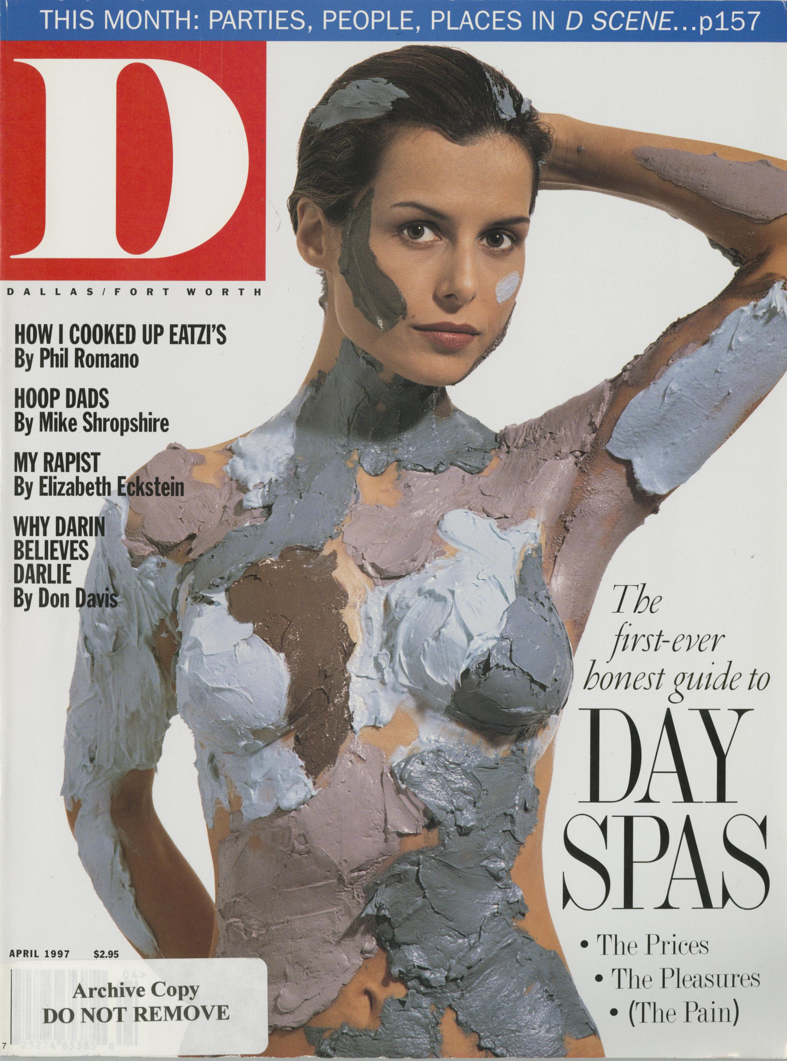 April 1997 cover