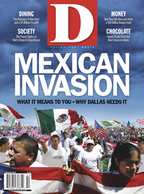 February 2007 cover
