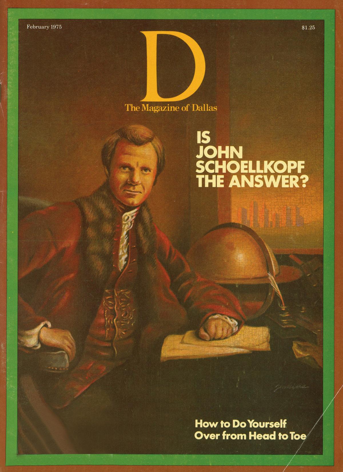 February 1975 cover