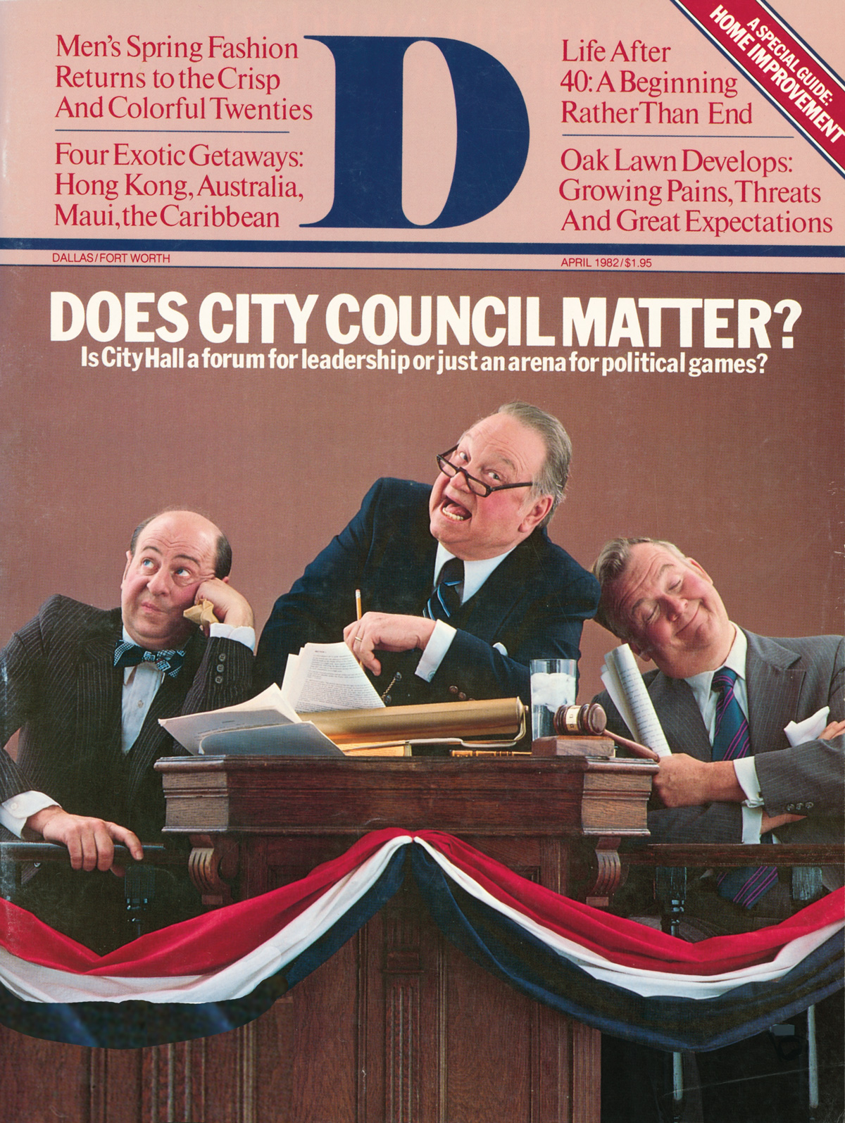 April 1982 cover