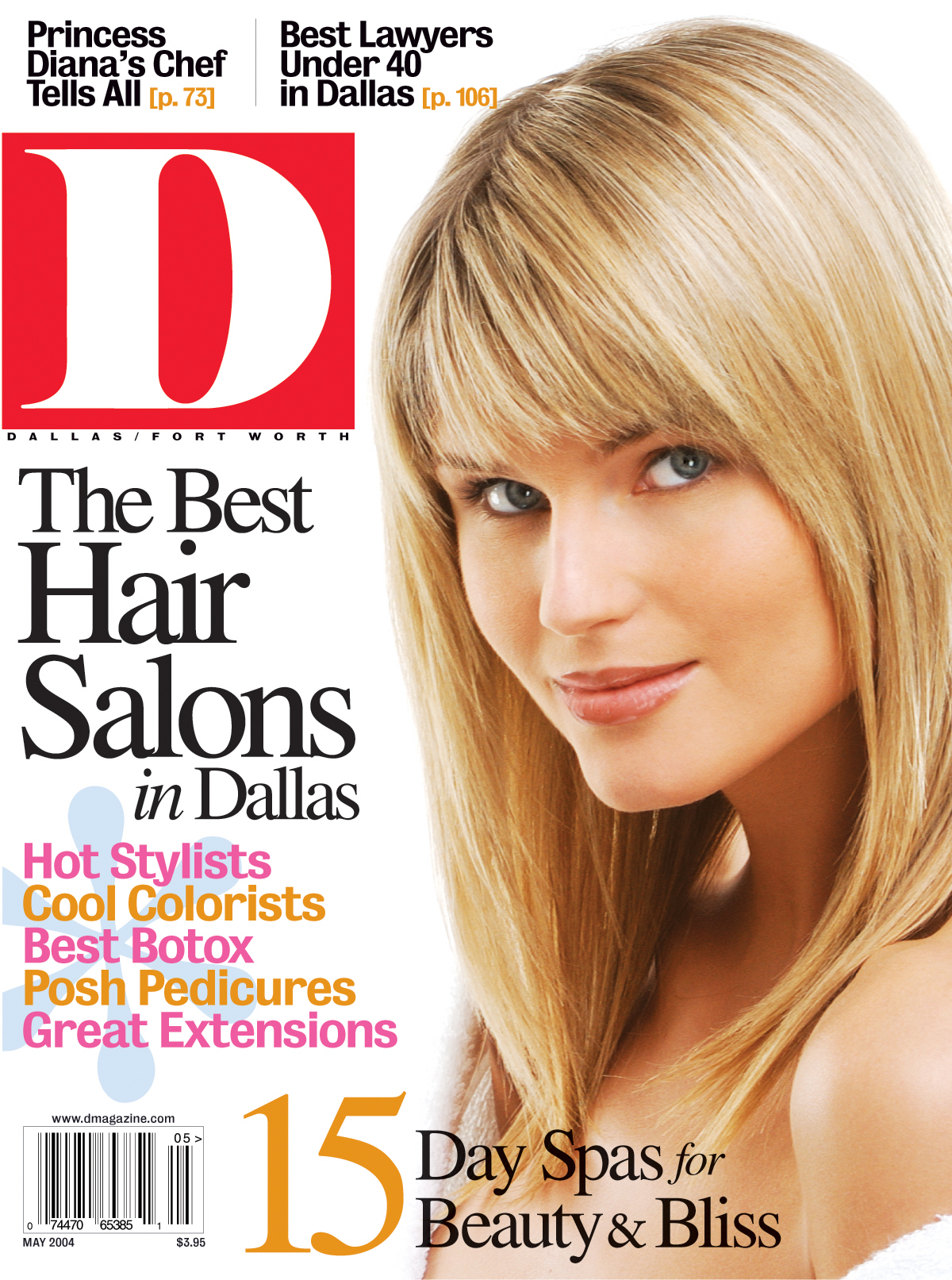 May 2004 cover