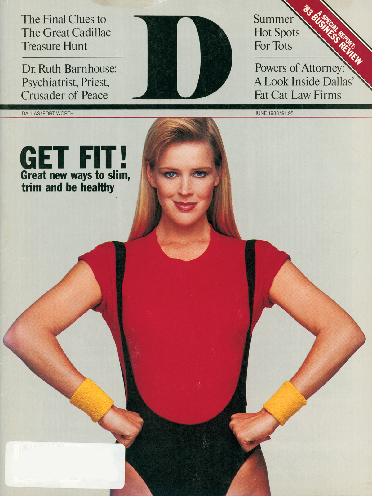 June 1983 cover