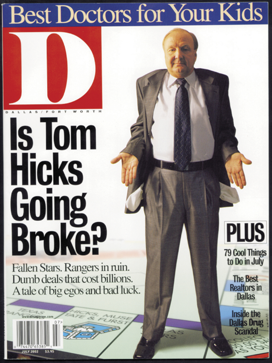 July 2002 cover