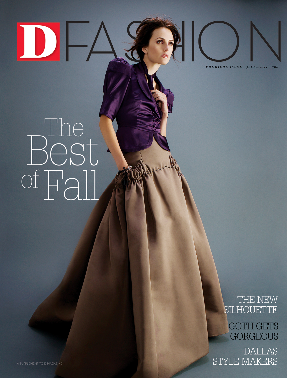 Special Report Fashion Fall Winter 2006 cover