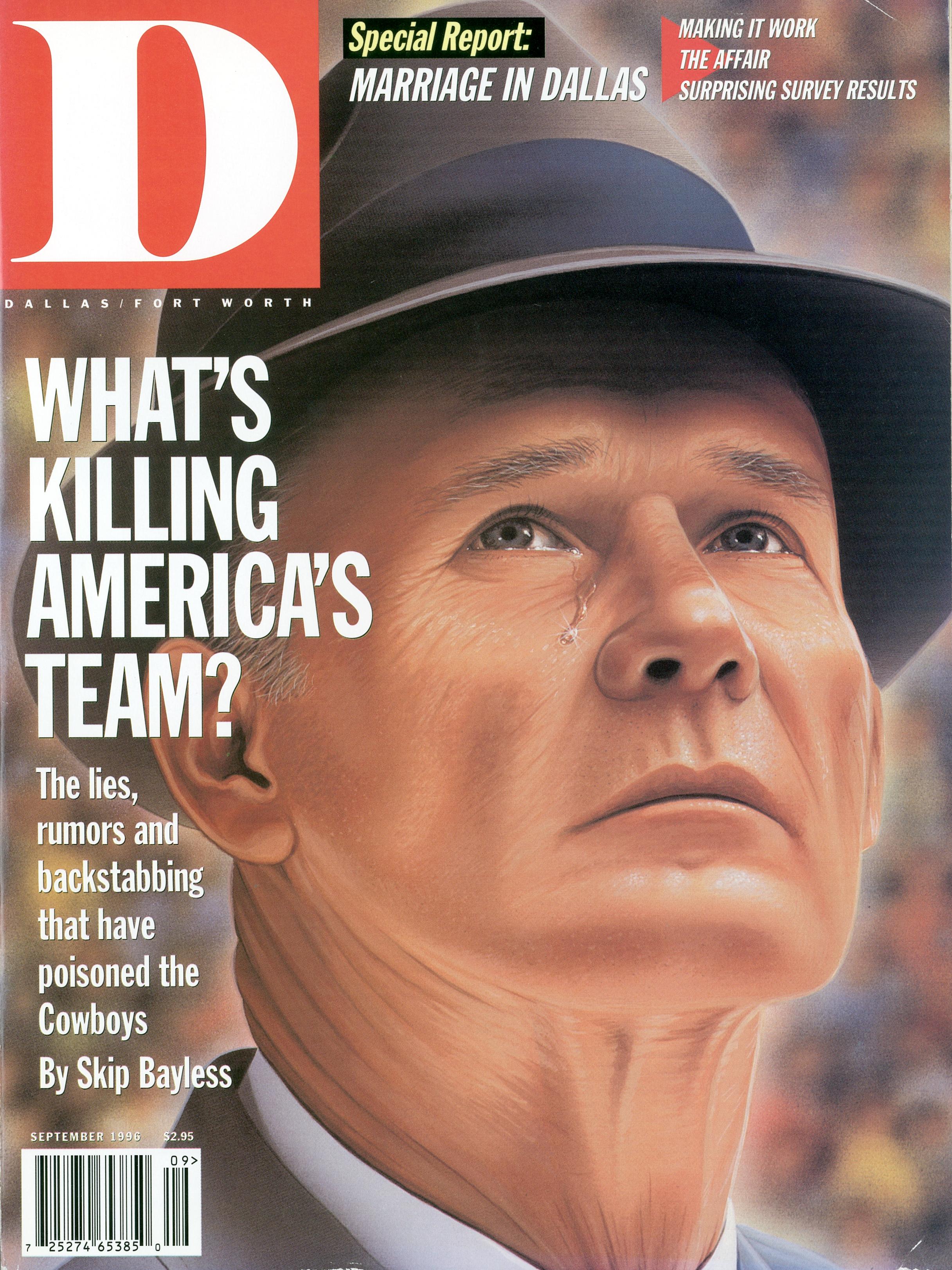 September 1996 cover