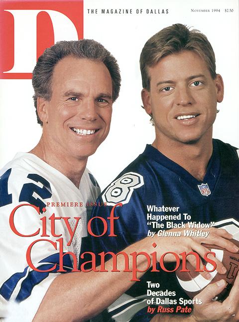 November 1994 cover