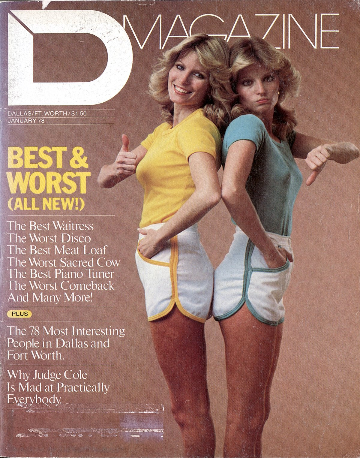 January 1978 cover