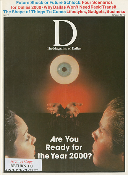 January 1976 cover