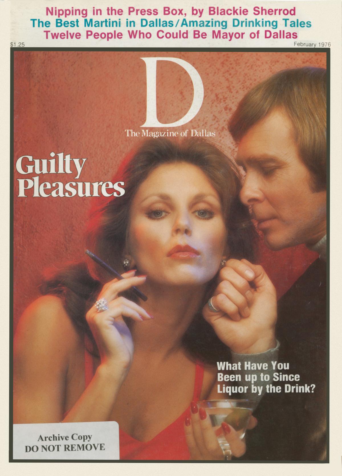 February 1976 cover