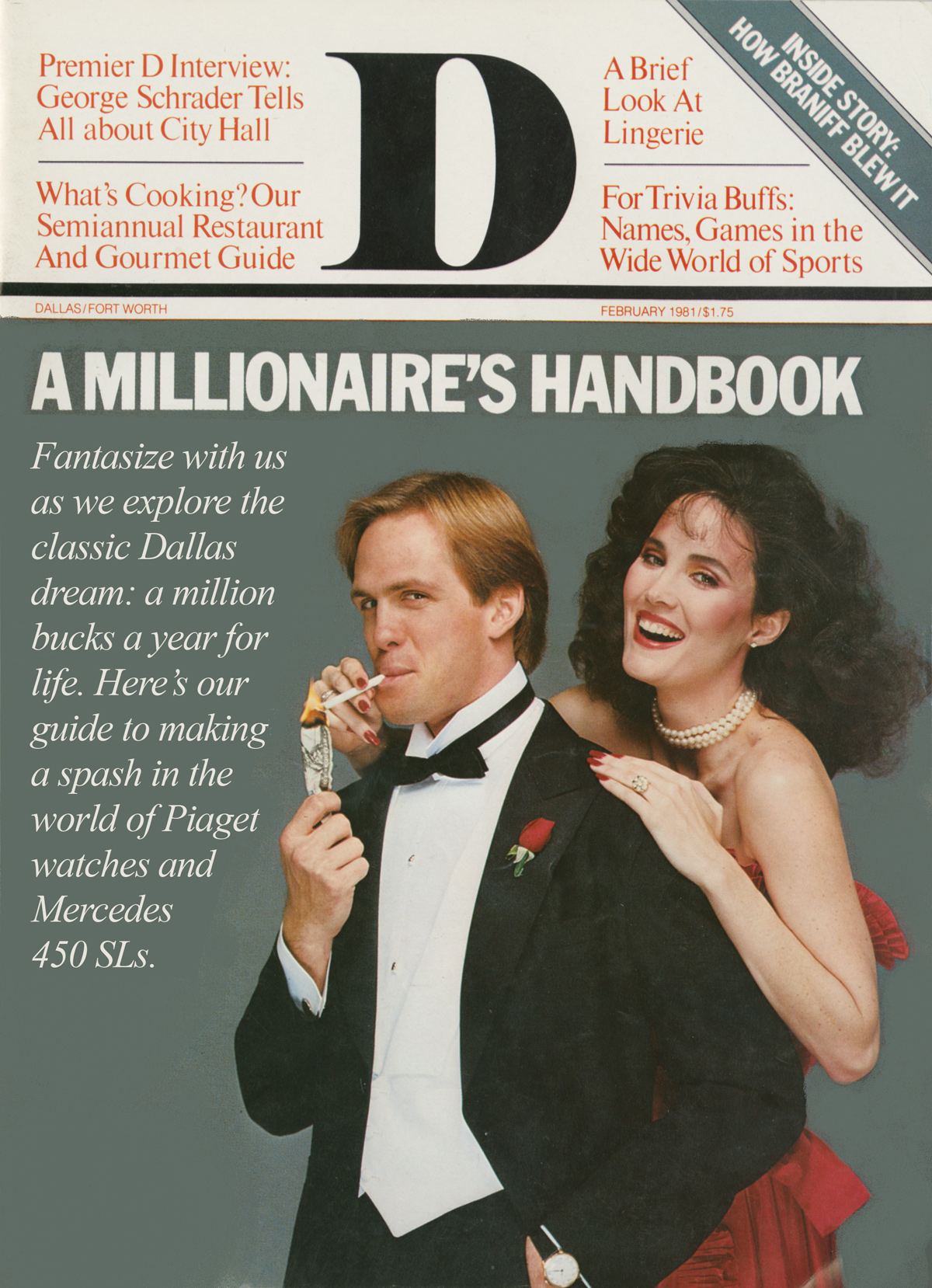 February 1981 cover