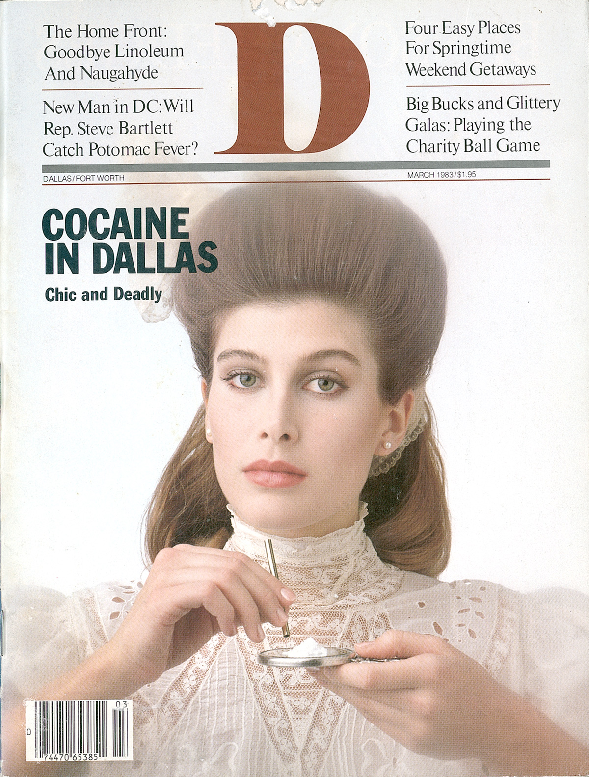 March 1983 cover